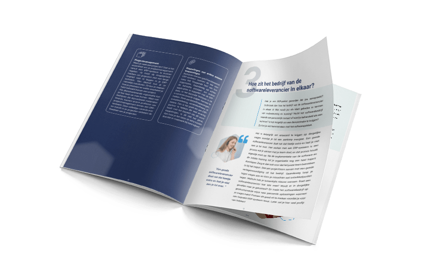 Brochure ERP