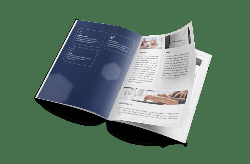 Brochure Samenwerkingsplatform KING Connect