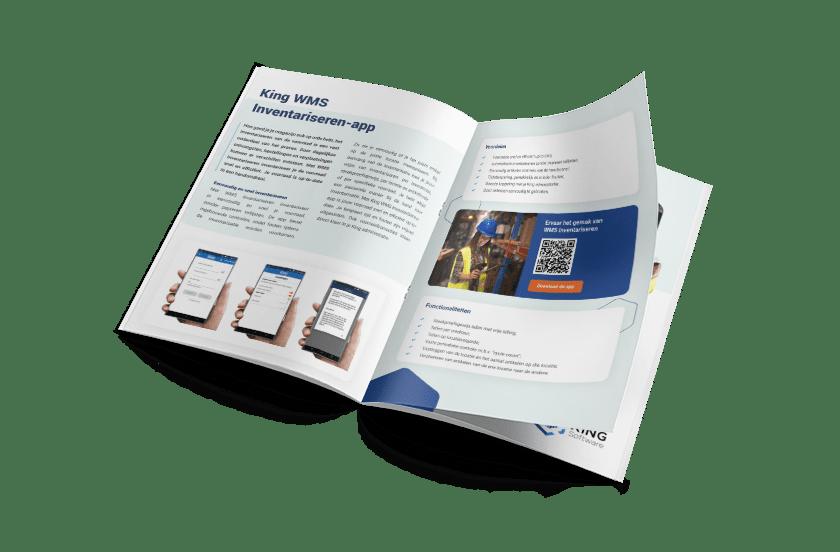 Brochure WMS Inventariseren-app