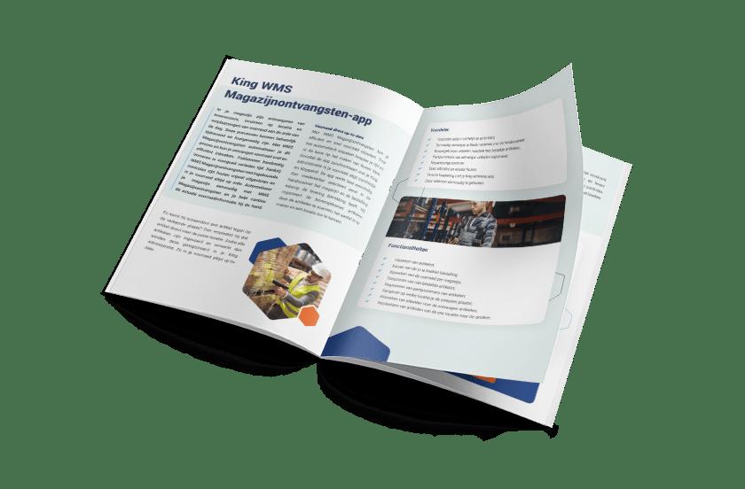 Brochure WMS Magazijnontvangsten-app