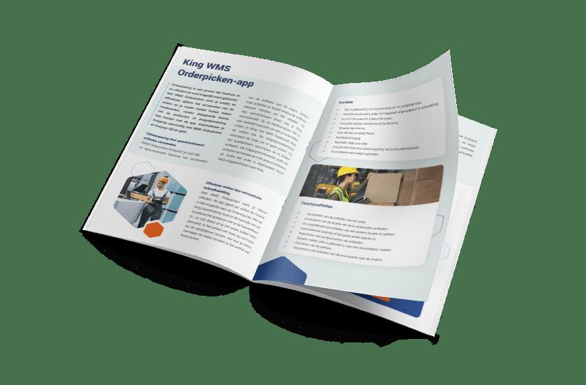 Brochure WMS Orderpicken-app