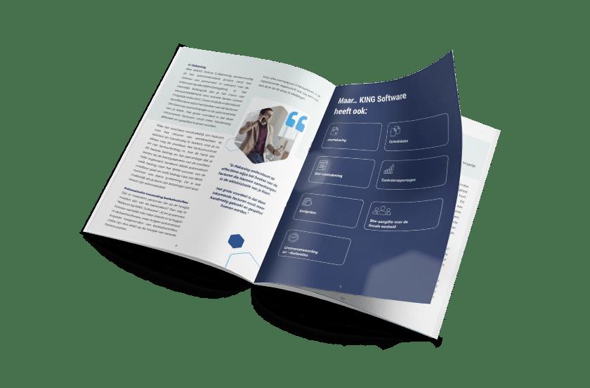 Brochure accountancy software
