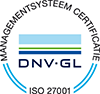 ISO 9001 certificering KING Software