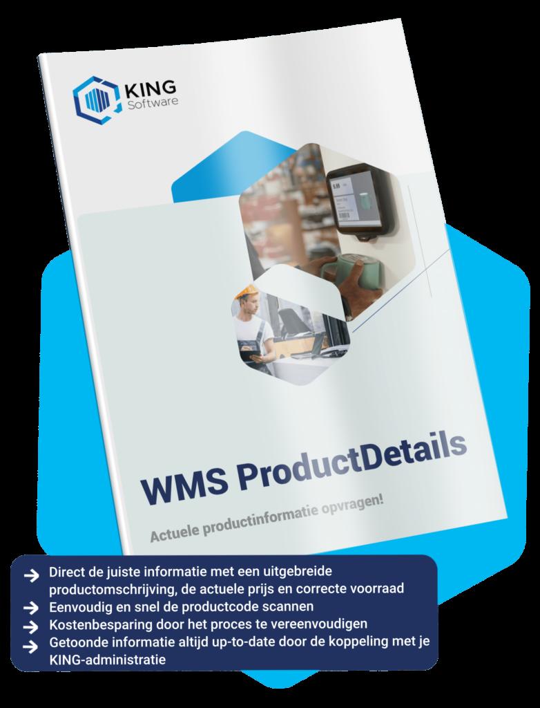 WMS productdetails app
