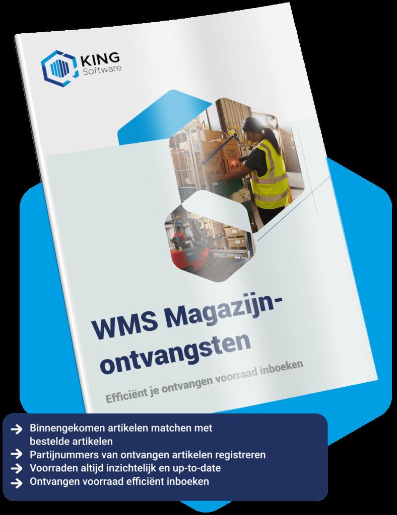 WMS magazijnontvangsten