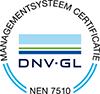 NEN 7510 certificering KING Software
